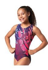 Motionwear Leotard Gymnastique 1258