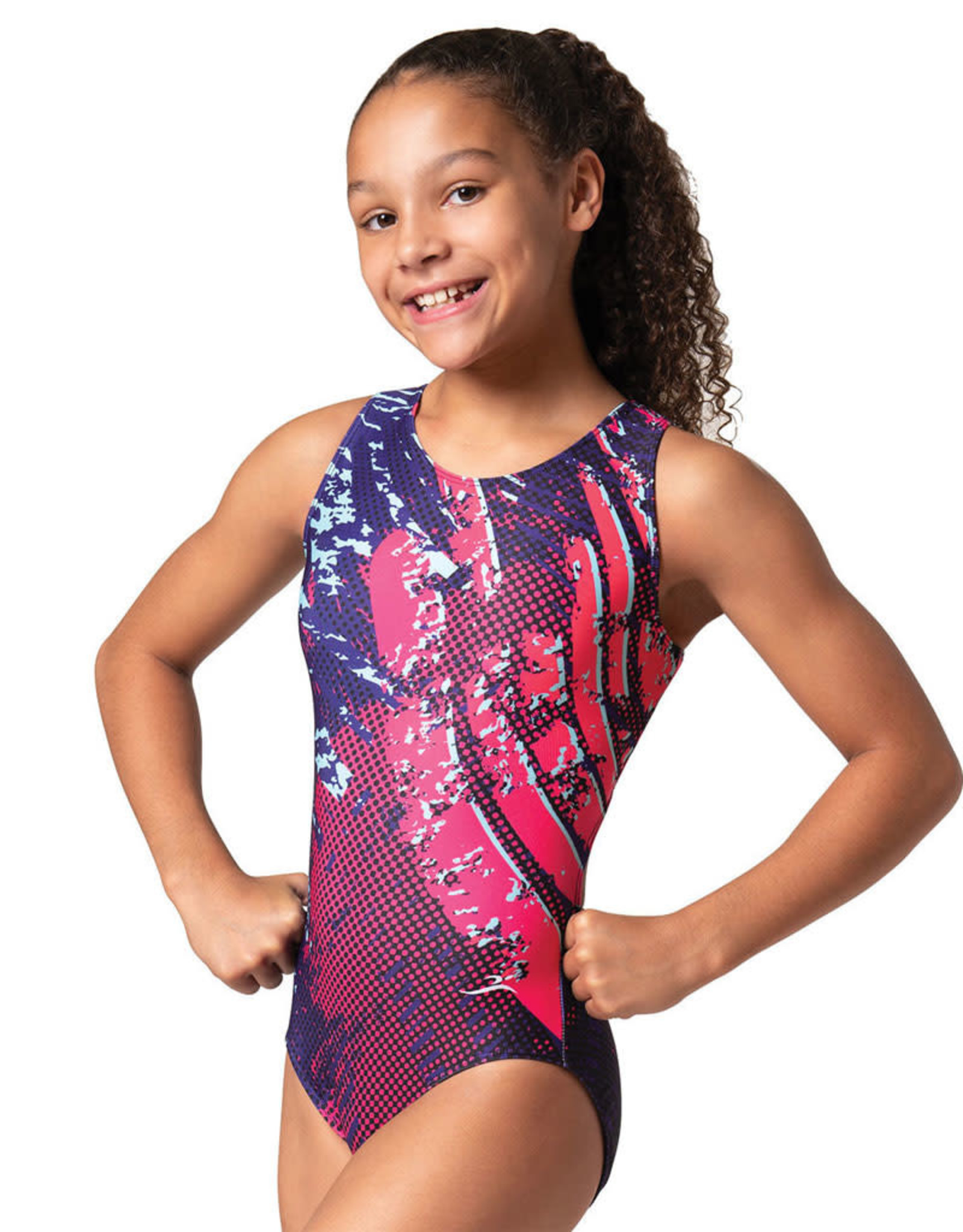 Motionwear Leotard Gymnastics 1258