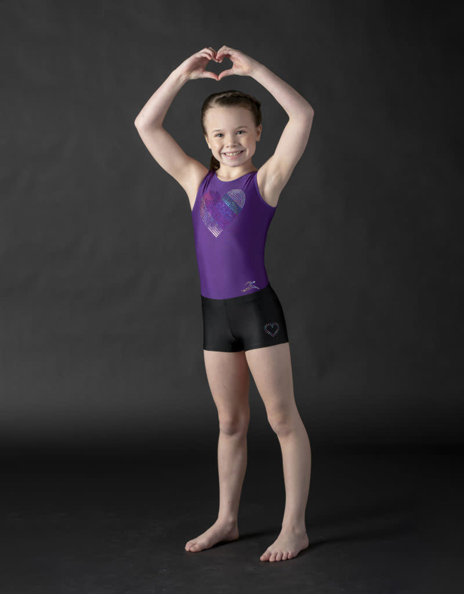 Motionwear Leotard Gymnastics 1702