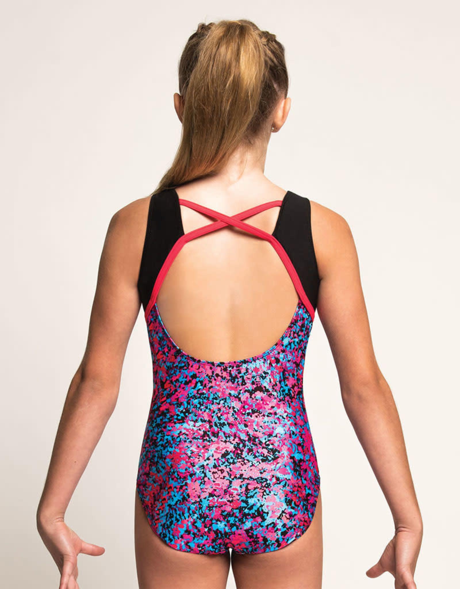 Motionwear Leotard Gymnastics style 1284