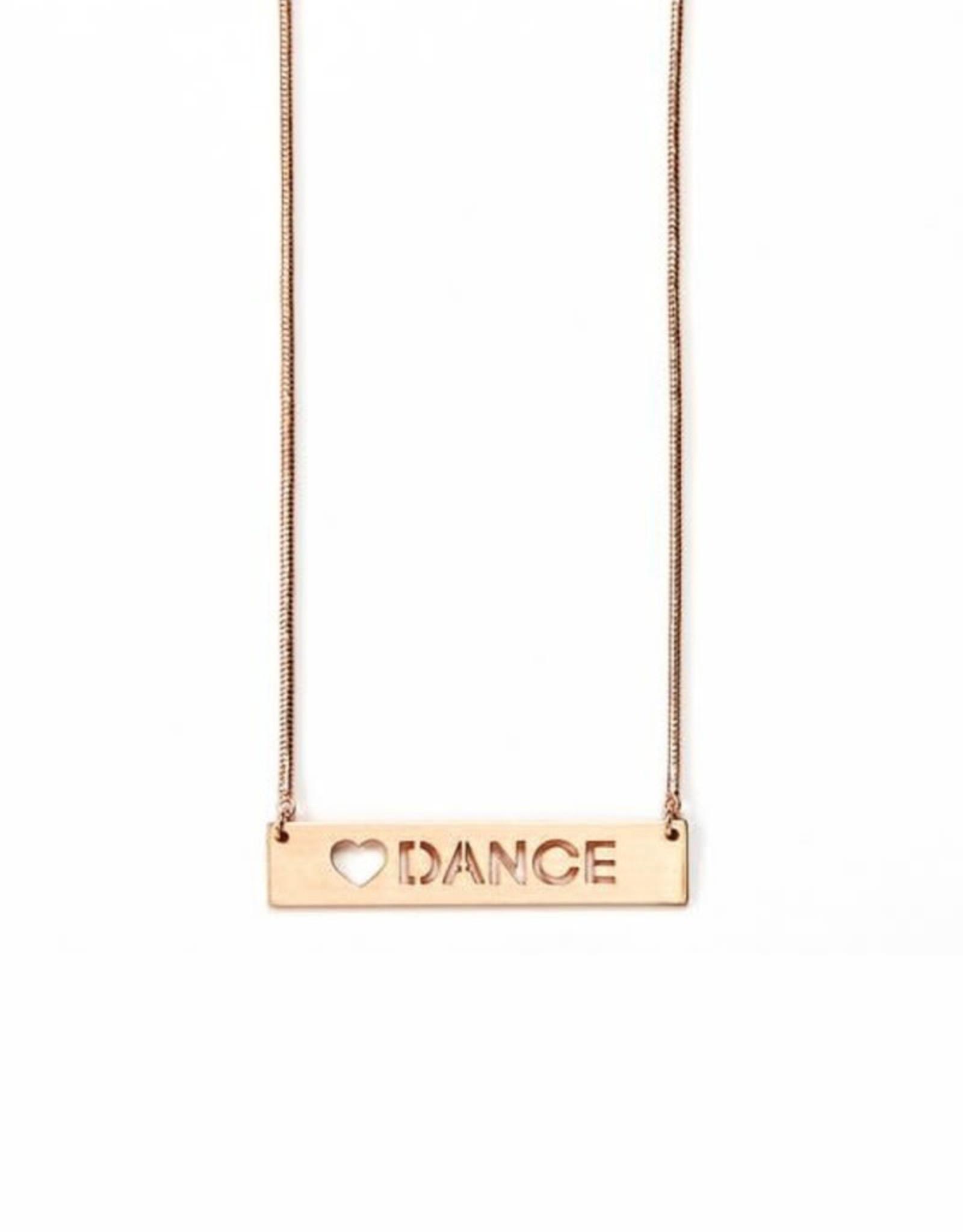 Dasha Collier de danse style 2772