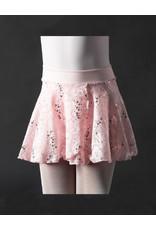 Motionwear Jupe rose style 1011