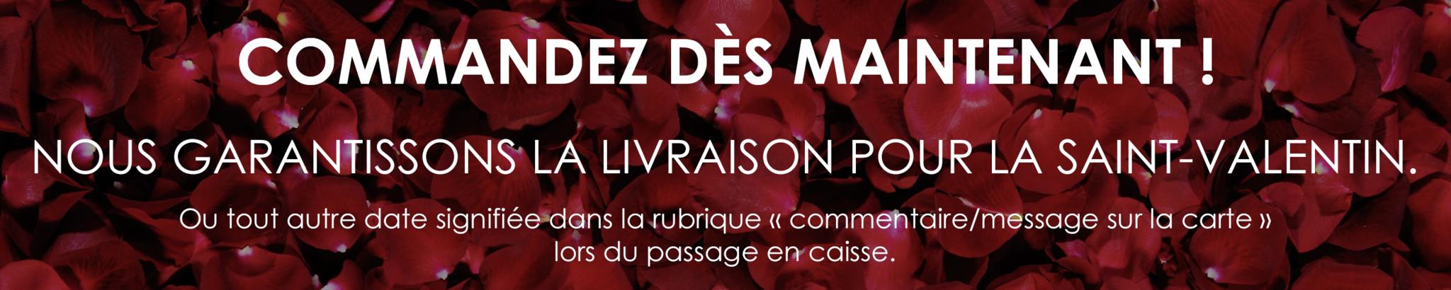 Combien De Rose Pour La St Valentin le nombre de roses pour la saint-valentin : un message