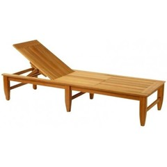 Kingsley Bate Amalfi - Chaise longue