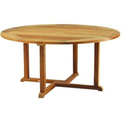 Kingsley Bate Essex - Table ronde 42'' - (4 places)
