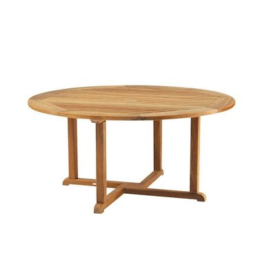 Kingsley Bate Essex - Table ronde 60'' - (6 places)
