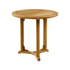 "Kingsley Bate Essex - Table bistro ronde 30"" - (2-3 places)"