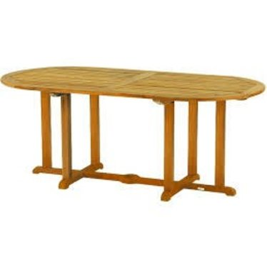 Kingsley Bate Essex - Table ovale 72'' - (6-8 places)