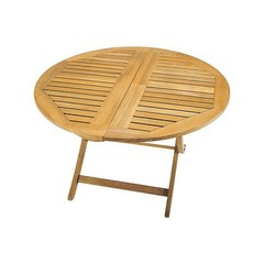 "Kingsley Bate Essex - Table à diner 76-112"" - (8-12 places)"