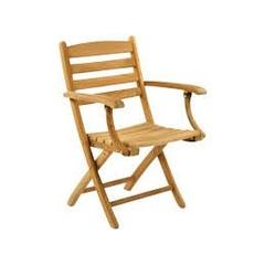 Kingsley Bate Gearhart - Chaise à bras pliable