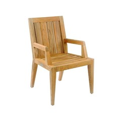 Kingsley Bate Mendocino - Chaise à bras
