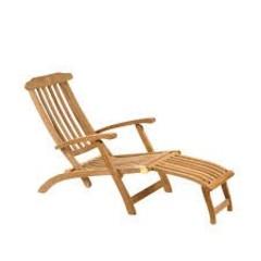 Kingsley Bate Steamer - Chaise longue