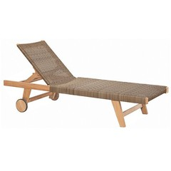 Kingsley Bate Venice - Chaise longue