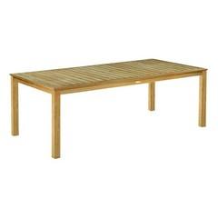 """Kingsley Bate Wainscott - Table à diner rectangulaire 85"""" - (8 places)"""