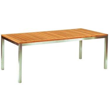 Kingsley Bate Tiburon - Table à diner 76'' - (8 places)