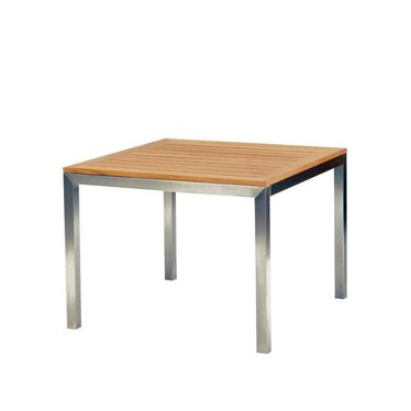 Kingsley Bate Tiburon - Table à diner carrée 38'' - (4 places)