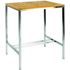Kingsley Bate Tiburon - Table de bar (4 places)