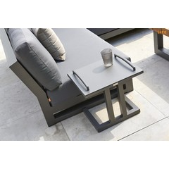Life Outdoor Living Easy - Table d'appoint - Lava