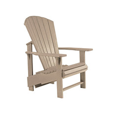 CRP Products Chaise Adirondack - Upright