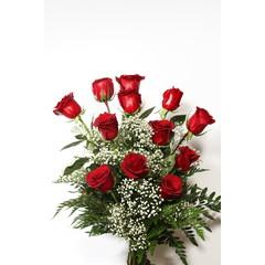 Bouquet de 12 roses AR-01