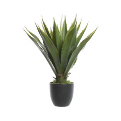 Plante artificielle en pot - 21,5""