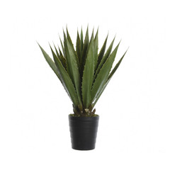 Plante artificielle en pot - 33,5""