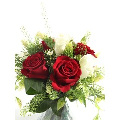 Bouquet de 7 roses TO-001