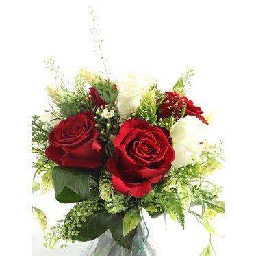 Bouquet de 7 roses