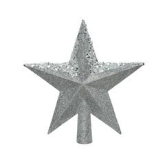 Signé Garneau Étoile cime argent 7.5'' (unité)