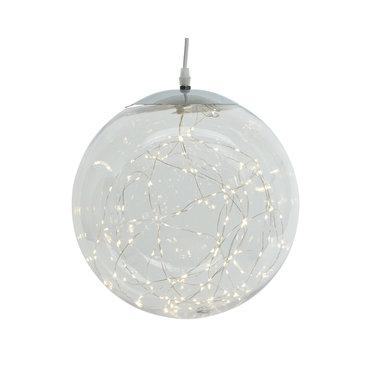 Signé Garneau Boule de lumiere en plastique