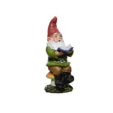 Gnome jardinier livre 3.5''
