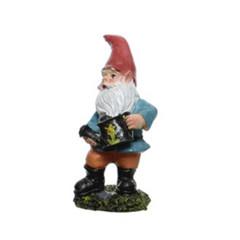 Gnome jardinier arrosoir 3.5''
