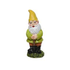 Gnome jardinier pelle 3.5''