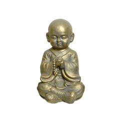 "Bouddha or chapelet 14"""