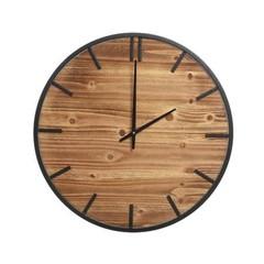 "Horloge frame métal 23"""