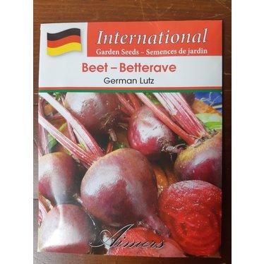 Betterave German Lutz