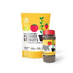 Passion Jardin Engrais naturel potager & fruits Passion jardins 4-2-7 (325g)