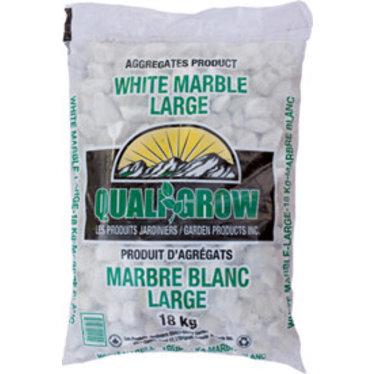 Marbre blanc large 18kg