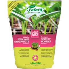 Terreau semis et pousses 25 litres