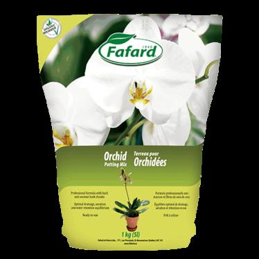 Terreau orchidée 5 litres