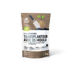 Engrais Passion Jardin transplanteur 4-10-2 2kg