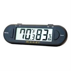 Thermometre / hydrometre Vert