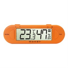 Thermometre / hydrometre Orange