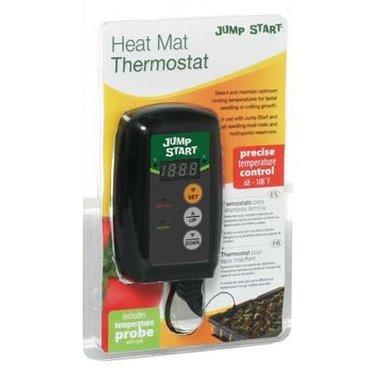 Thermometre pour tapis chauffant