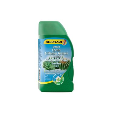 Algoflash engrais cactus et plantes grasses 250ml