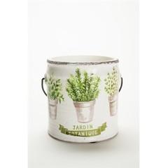 cache pot fine herbes 5''