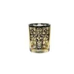Kaemingk Voltive en verre motif or 3''