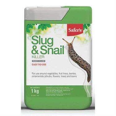 Safer's Destructeur de limaces et escargots 1kg