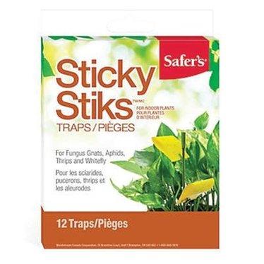 Safer's Piege sticky stiks