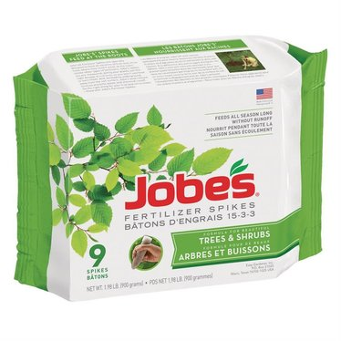 Jobe's engrais en baton arbres et arbuste  15-3-3